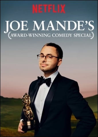 Poster of Joe Mande's Award-Winning Comedy Special