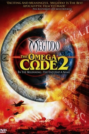 Poster of Megiddo: The Omega Code 2