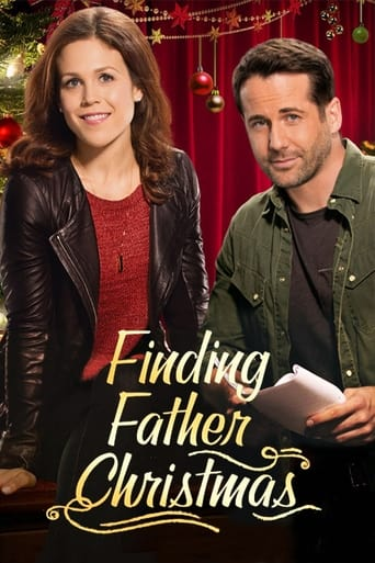 Poster of Finding Father Christmas