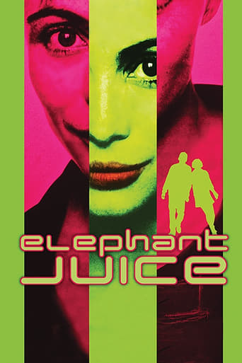 Poster of Elephant Juice