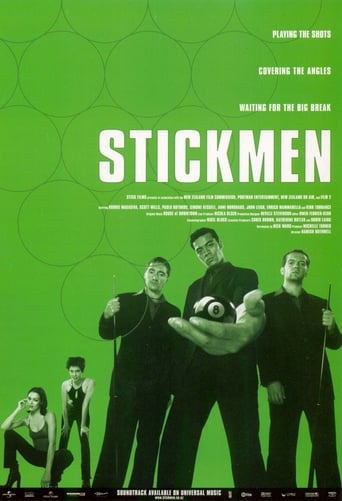 Poster of Stickmen