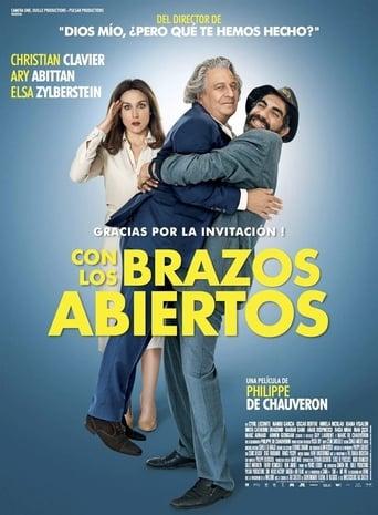 Poster of Con los brazos abiertos