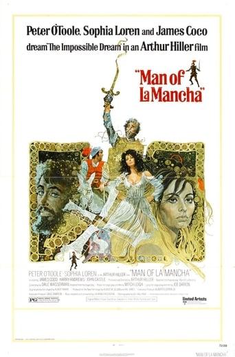 Poster of Man of La Mancha