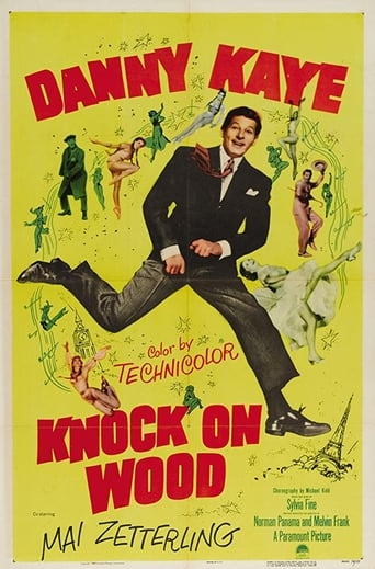 Poster of Knock On Wood