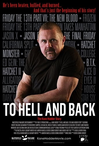 Poster of To Hell and Back: The Kane Hodder Story