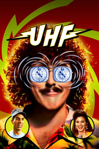Poster of UHF