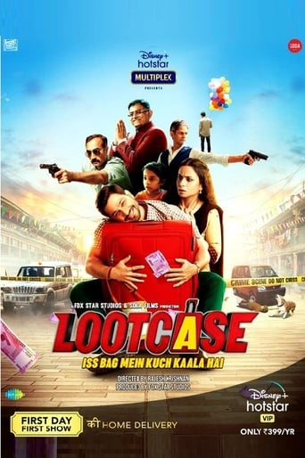 Poster of Lootcase