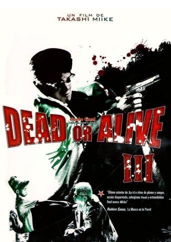Poster of Dead or Alive: Final