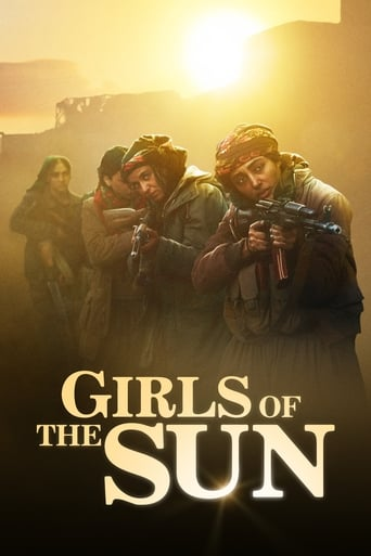 Girls of the Sun Poster