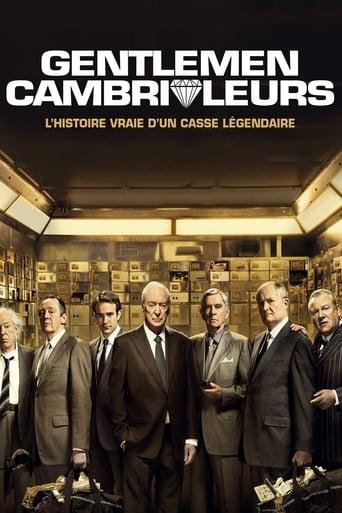 Poster of Gentlemen Cambrioleurs