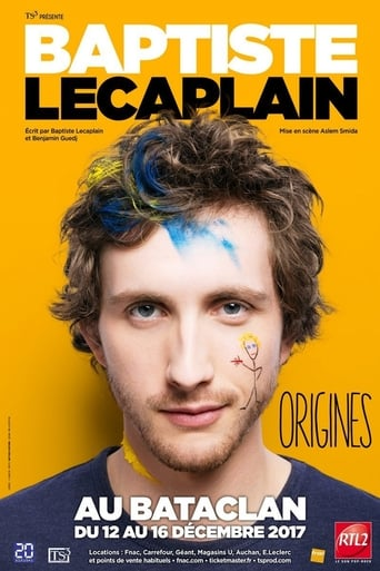 Baptiste Lecaplain - Origines