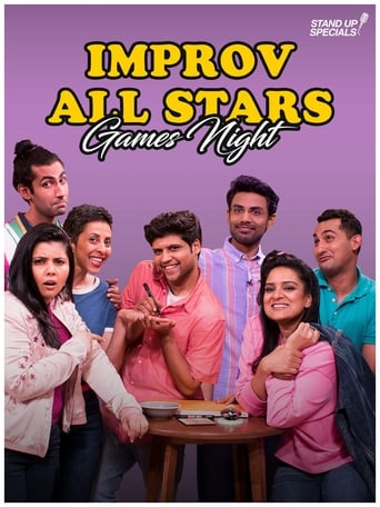 Watch Improv All Stars: Games Night Online Free in HD