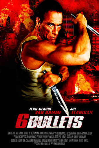 6 Bullets (2012) - poster