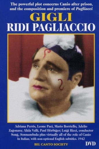 Poster of Gigli: Ridi Pagliaccio