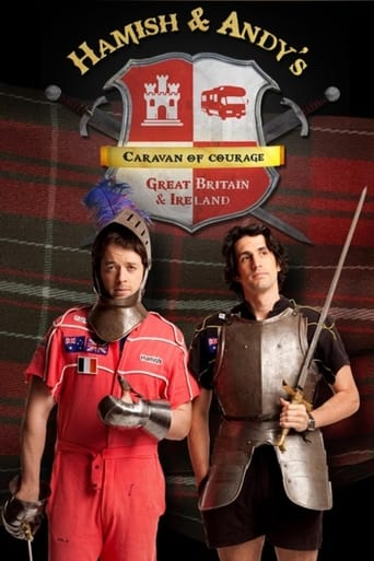 Hamish & Andy's Caravan of Courage - Great Britain and Ireland