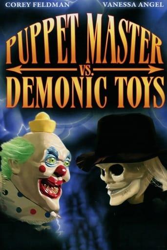 Poster of Puppet Master vs Demonic Toys
