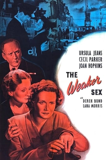 Poster of The Weaker Sex