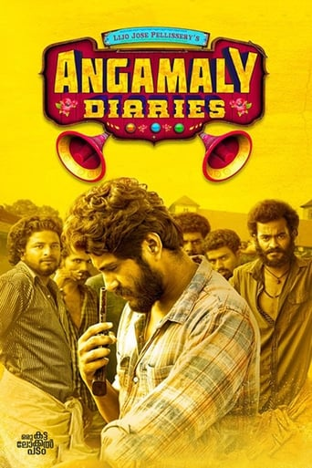 Poster of Angamaly Diaries