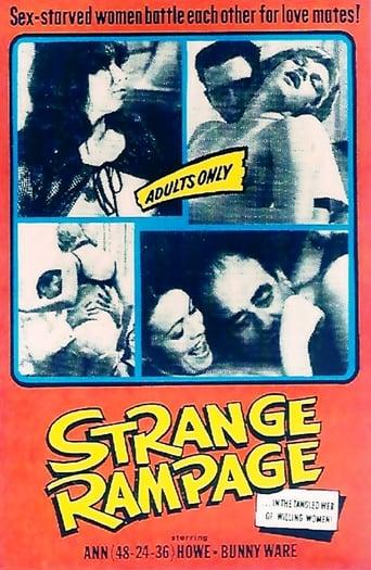 Poster of Strange Rampage
