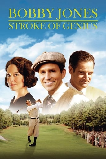 Poster of Bobby Jones: Stroke of Genius