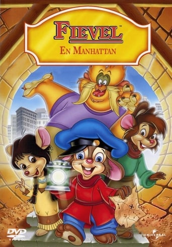 Poster of An American Tail: The Treasure of Manhattan Island