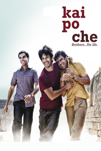 Poster of Kai Po Che!