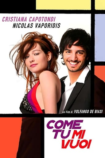 Poster of Come tu mi vuoi