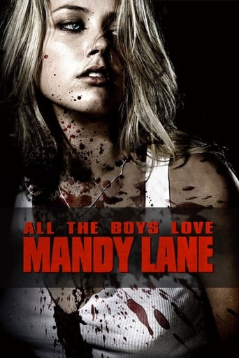 Poster of All the Boys Love Mandy Lane