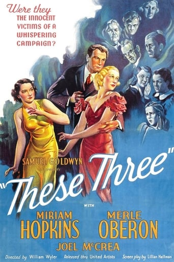Poster of Esos tres