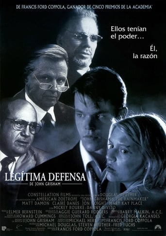 Poster of Legítima defensa