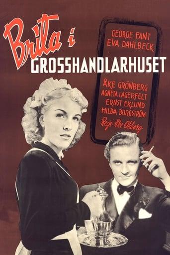 Poster of Brita i grosshandlarhuset