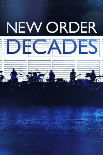 Poster of New Order: Decades