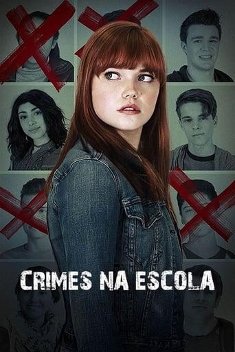 Crimes Na Escola - Poster
