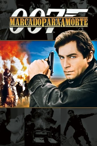 007 Marcado para a Morte - Poster