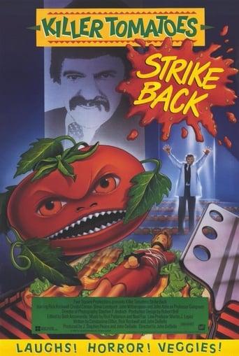 Poster of Killer Tomatoes Strike Back!
