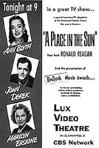 Lux Video Theatre Movie Poster