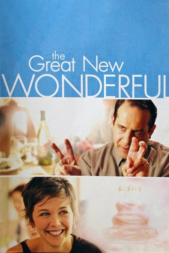 Poster of The Great New Wonderful