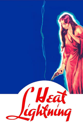 Poster of Heat Lightning