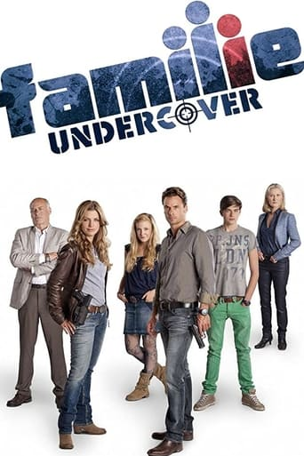 Poster of Familie Undercover