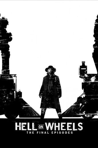 Hell on Wheels 5ª Temporada - Poster
