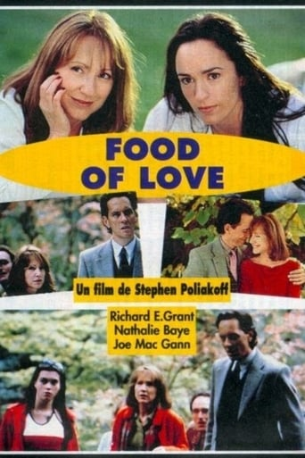 Poster of Food of Love