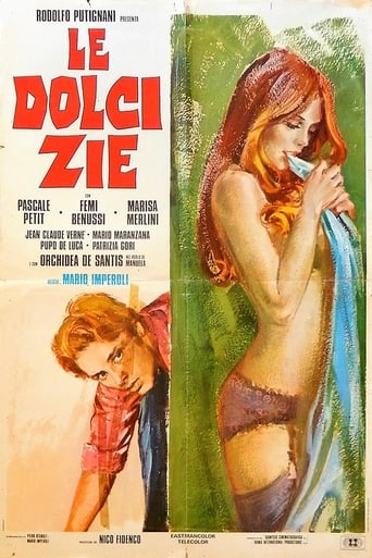 Poster of Le dolci zie