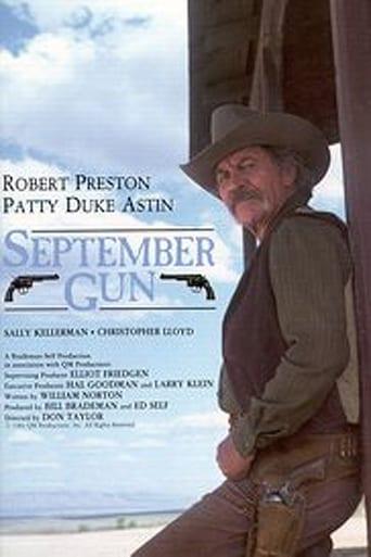 Poster of September Gun