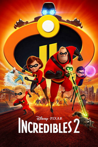 Poster of Incredibles 2 fragman