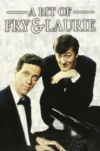 Poster of A Bit of Fry and Laurie