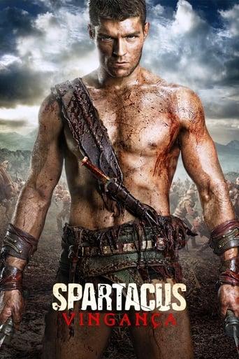 Spartacus 2ª Temporada - Poster
