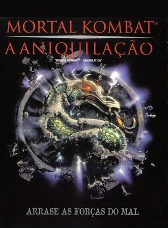 Mortal Kombat: A Aniquilação - Poster