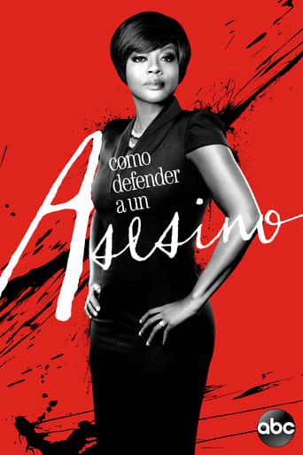 Poster of Cómo defender a un asesino