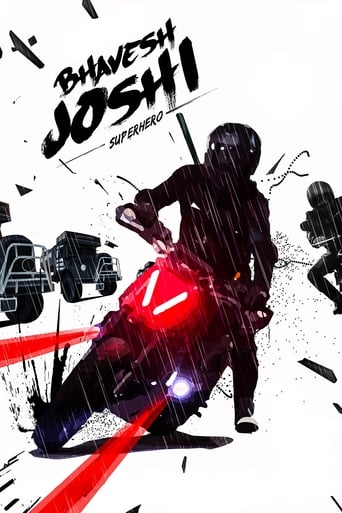 Poster of Bhavesh Joshi Superhero