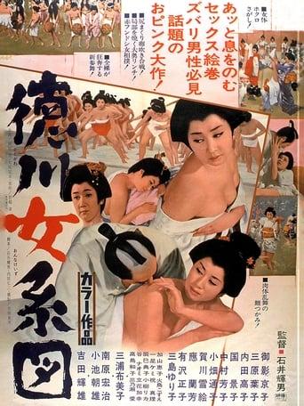Poster of Tokugawa: Woman's Genealogy